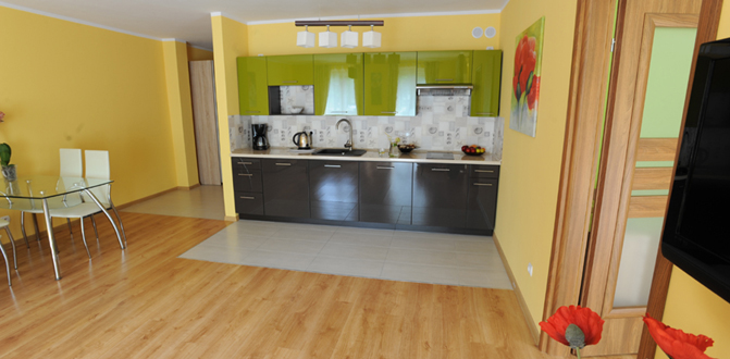 Kornel apartamenty w Pobierowie zdjęcie 11